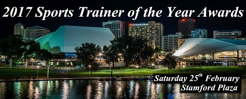 2017 Sports Trainer of the Year Award Finalists Announced